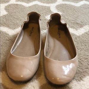 Mossimo Supply Nude Flats